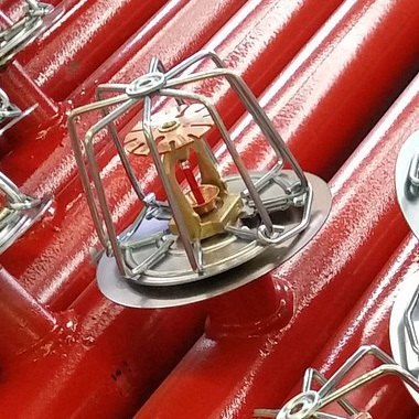 Rociador de agua contra incendios - Drexmin