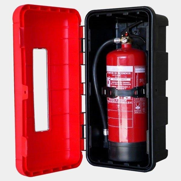 extintor parking - Drexmin