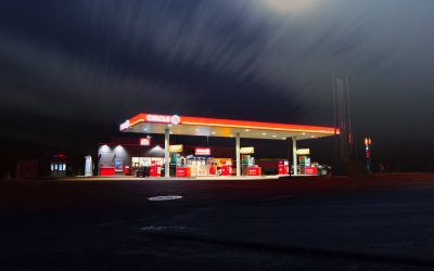 PCI en Gasolineras y Estaciones de Servicio