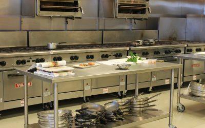 Normativas PCI Cocinas comerciales e industriales