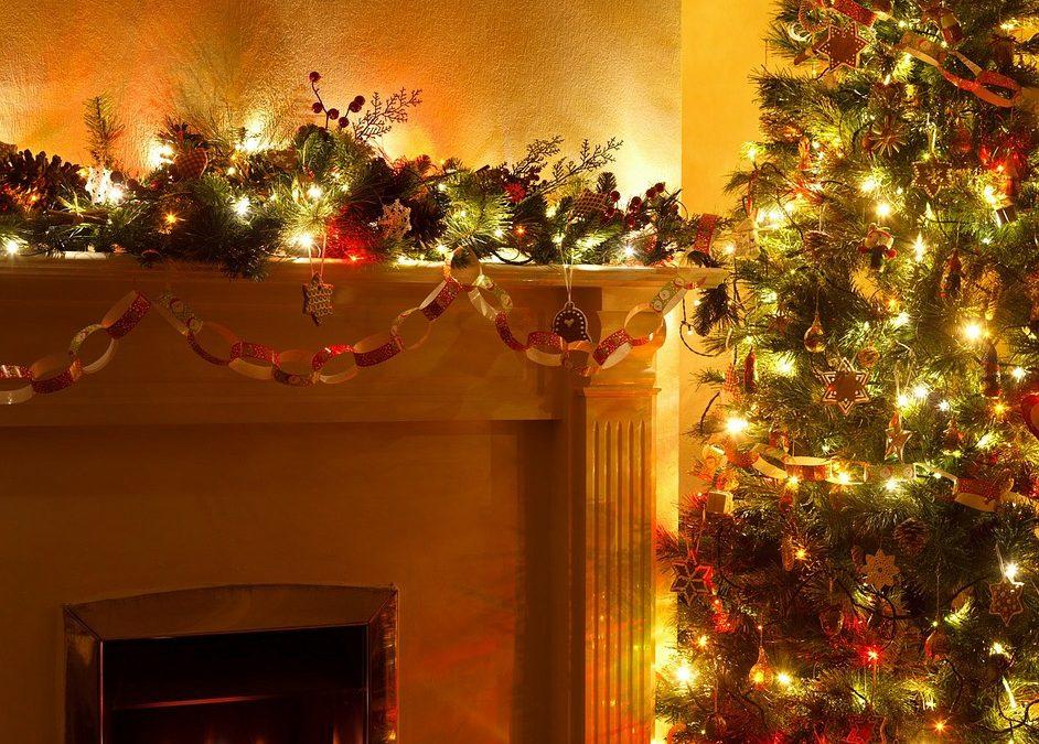 Luces de Navidad: cuidado y prevención