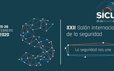 Drexmin también asiste a SICUR 2020