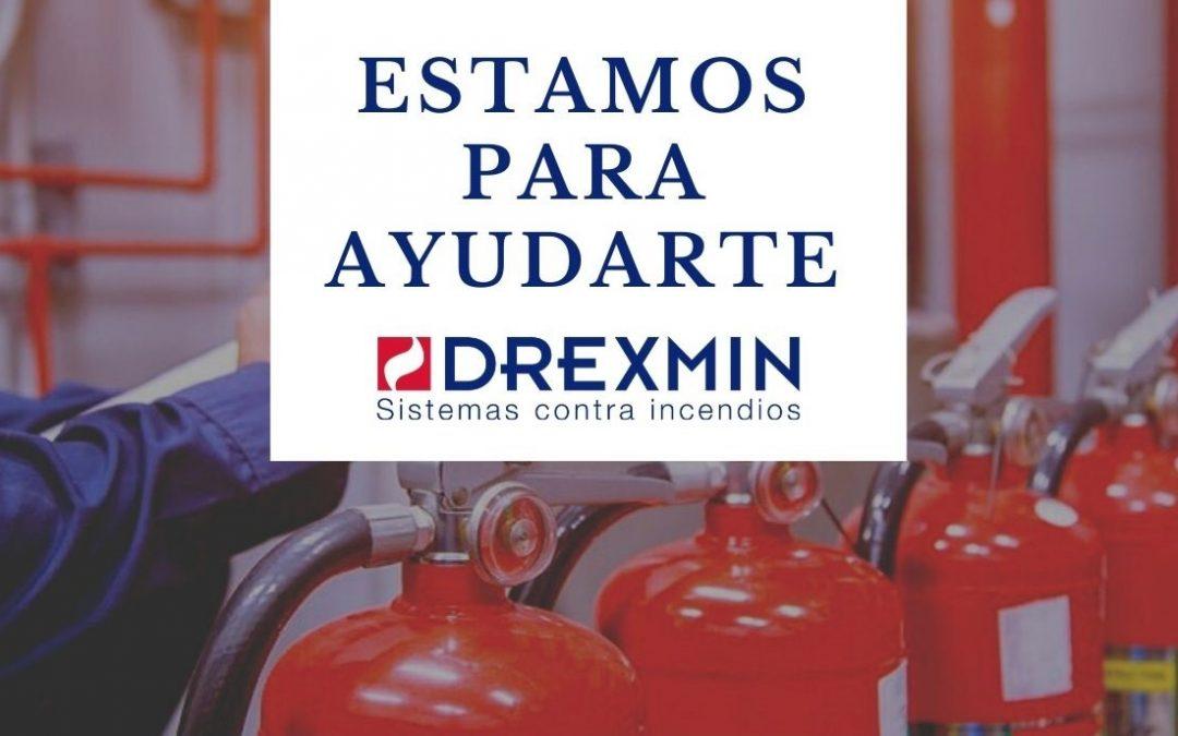 Drexmin coronavirus