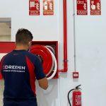 Mantenimiento sistemas de protección contra incendios - Drexmin