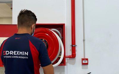 La importancia del mantenimiento contra incendios siempre