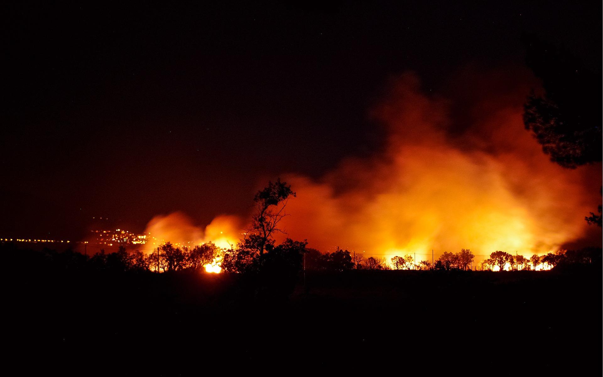 Incendios forestales - Drexmin