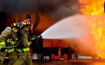 La manguera contra incendios – inspección y cuidados