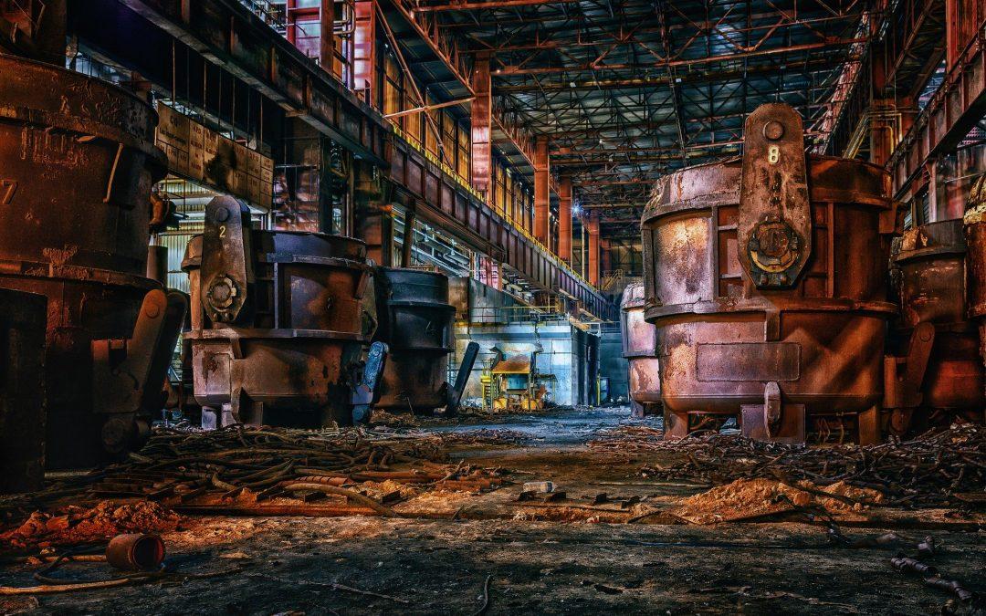 Principales causas de las explosiones e incendios en ambientes industriales