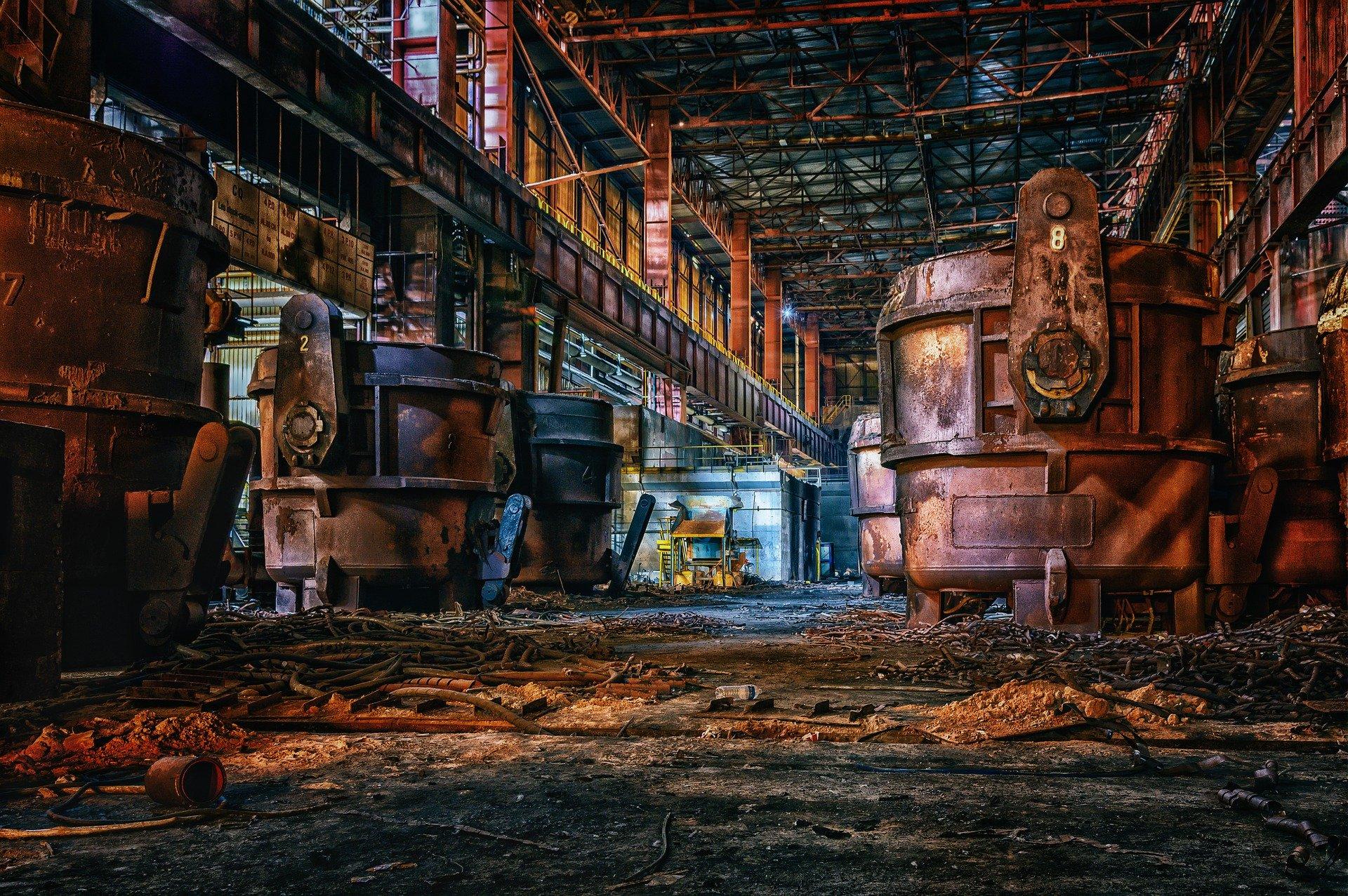 Principales causas de las explosiones e incendios en ambientes industriales en Drexmin