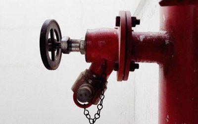 ¿Qué es una columna seca y en qué casos es obligatorio su uso?