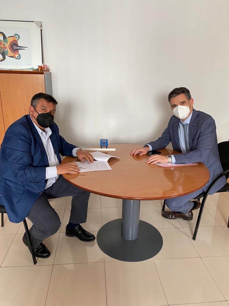Acuerdo de colaboración Drexmin comunidades de vecinos