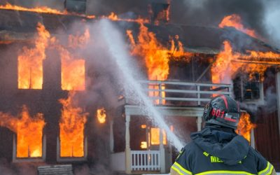 Protección activa y protección pasiva contra incendios